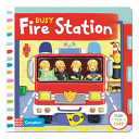 Busy Fire Station Board Book