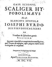 Scaliger hypobolimaeus