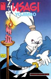 Usagi Yojimbo Vol. 1 #9