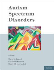 Autism Spectrum Disorders PDF