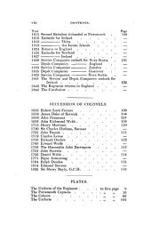Historical Record of the Eighth, Or the King's Regiment of Foot: Containing an Account of the Formation of the Regiment in 1685, and of Its Subsequent Services to 1844