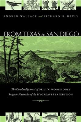 From Texas to San Diego in 1851