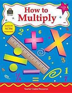 How to Multiply Book