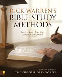 Rick Warren S Bible Study Methods