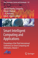 Smart Intelligent Computing and Applications