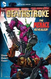 Deathstroke (2012-) #7