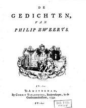 De gedichten van Philip Zweerts: Scheibeek, en mengelpoëzy