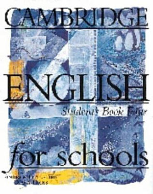 Cambridge English for Schools 4 Student s book 4 PDF