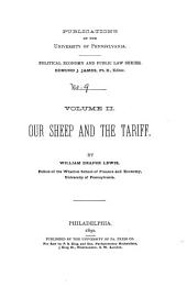 Our Sheep and the Tariff: Issue 9