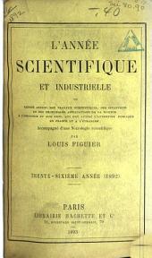 L'année scientifique et industrielle: Volume37