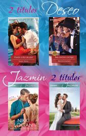 Pack Deseo y Jazmín abril 2016