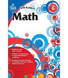 Math Grade 6 Book PDF