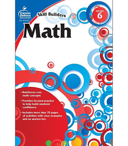 Math  Grade 6 PDF