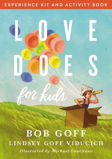 Love Does for Kids Experience Kit and Activity Book PDF