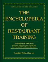 The Encyclopedia of Restaurant Training PDF