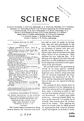 Science: Volume 5, Issues 107-129