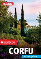 Berlitz Pocket Guide Corfu  Travel Guide eBook  PDF