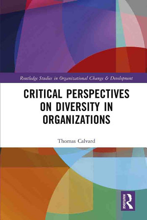 Critical Perspectives on Diversity in Organizations PDF
