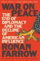 War on Peace PDF
