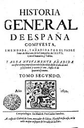 Historia General De España: Tomo Segvndo, Volumen 2
