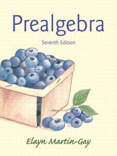 Prealgebra: Edition 7