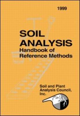 Soil Analysis Handbook of Reference Methods