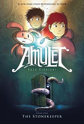 Amulet 1  The Stonekeeper