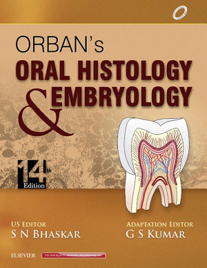 Orban s Oral Histology and Embryology PDF