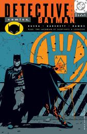 Detective Comics (1937-2011) #757