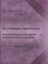 Die Goldfelder Australasiens