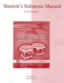 Student Solutions Manual for Basic College Mathematics PDF