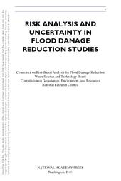 Risk Analysis and Uncertainty in Flood Damage Reduction Studies