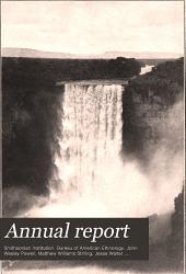 Annual Report: Volume 30, Parts 1908-1909