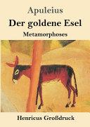 Der goldene Esel  Gro  druck  PDF