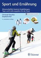 Sport und Ern  hrung PDF