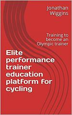 Elite performance trainer education platform for cycling