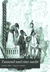 Tausend und eine nacht: Arabische erzählungen, Band 3