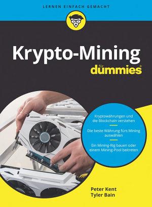 Krypto Mining f  r Dummies PDF