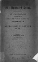 The Homeward bound  an occasional paper publ  at sea during the voyage of the ship  Sobraon  from Melbourne to London  1882  ed  by J G  Evans PDF