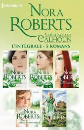 """Intégrale de la série """"L'héritage des Calhoun"""""""