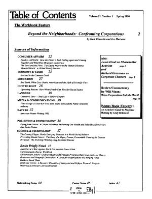 The Workbook PDF