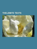 Thelemite Texts