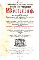 Le nouveau dictionnaire Suisse francois allemand et allemande francois  etc   PDF
