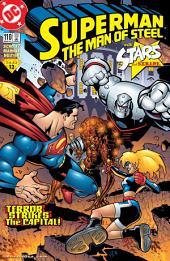 Superman: The Man of Steel (1991-) #110