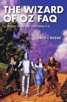 The Wizard of Oz FAQ PDF
