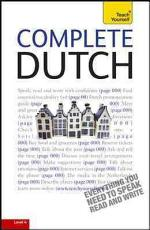 Complete Dutch  A Teach Yourself Guide PDF