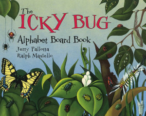 The Icky Bug Alphabet Board Book PDF