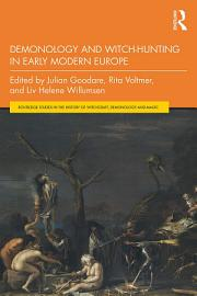 Demonology and Witch Hunting in Early Modern Europe PDF
