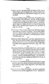 Martyrologium Gallicanum