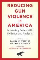 Reducing Gun Violence in America PDF